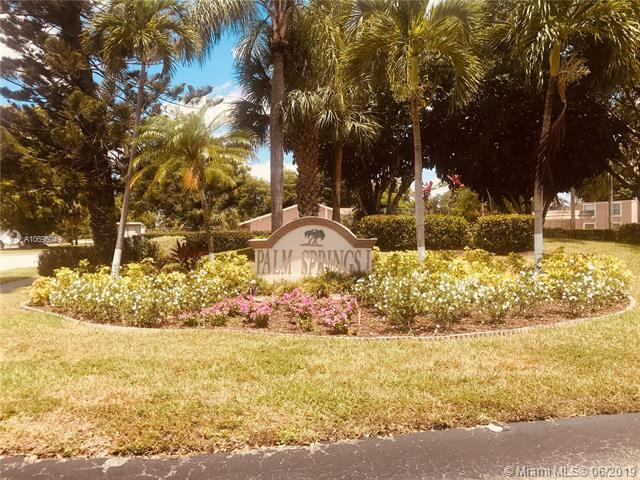7975 Margagte Blvd #205, Margate, FL 33063 (MLS #A10695049) :: Berkshire Hathaway HomeServices EWM Realty