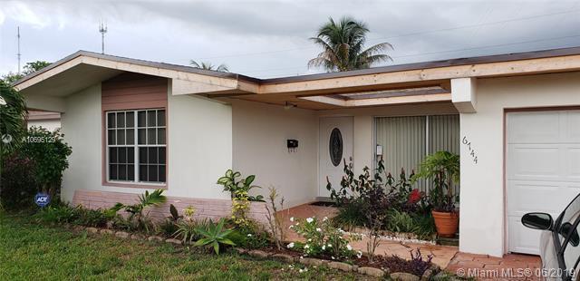 6744 N Azalea Dr, Miramar, FL 33023 (MLS #A10695129) :: Green Realty Properties