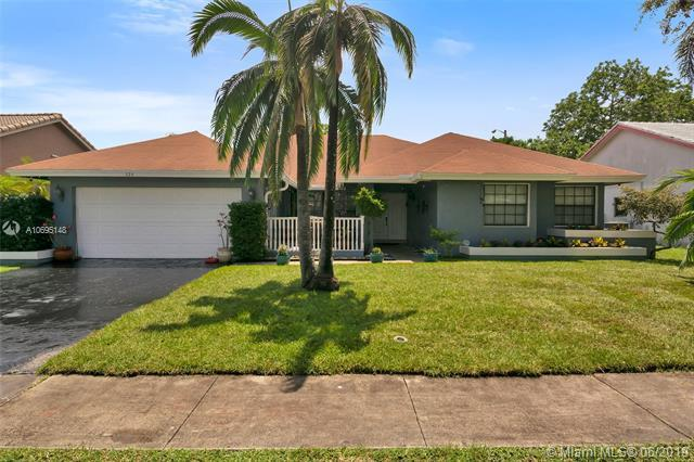 324 NW 102nd Ter, Plantation, FL 33324 (MLS #A10695148) :: The Jack Coden Group