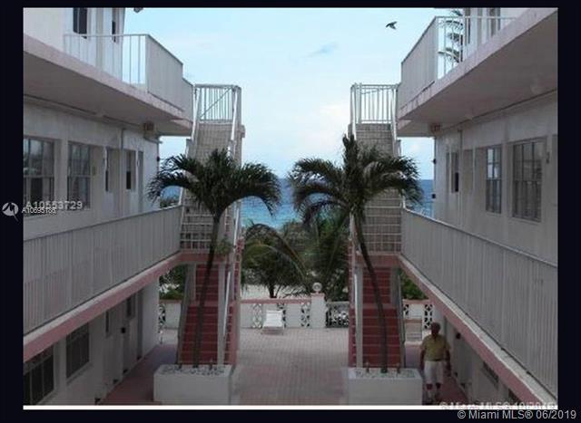 9317 Collins Ave #17, Surfside, FL 33154 (MLS #A10695186) :: Miami Villa Group