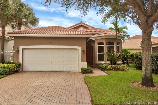 4071 Woodhill Pl, Boynton Beach, FL 33436 (MLS #A10695196) :: Green Realty Properties