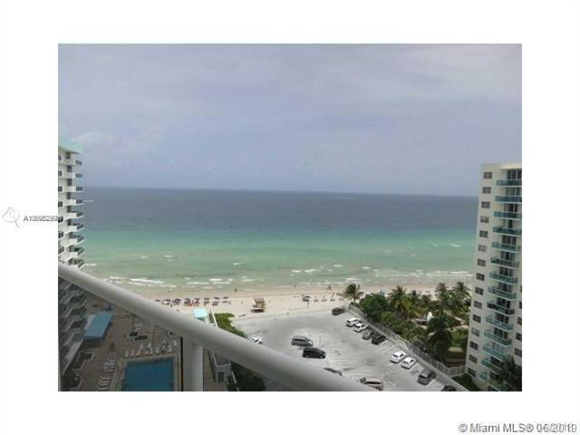 3725 S Ocean Dr #1516, Hollywood, FL 33019 (MLS #A10695299) :: United Realty Group