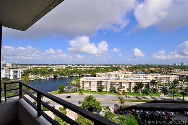 500 Three Islands Blvd #1007, Hallandale, FL 33009 (MLS #A10695546) :: United Realty Group