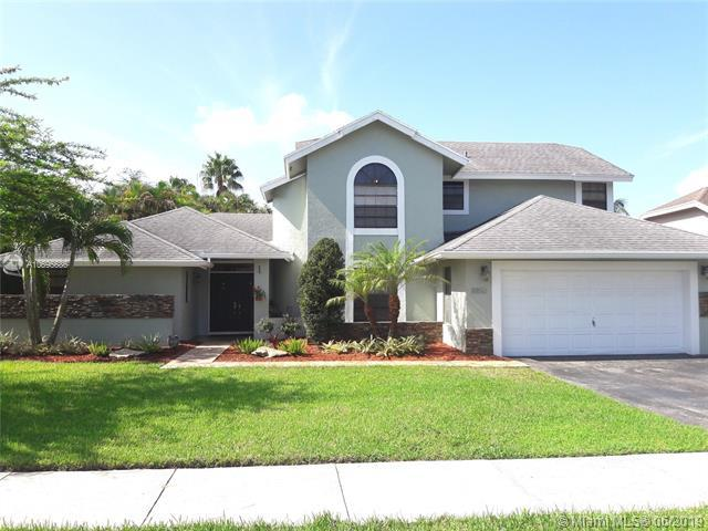 8852 SW 57th Ct, Cooper City, FL 33328 (MLS #A10695686) :: The Teri Arbogast Team at Keller Williams Partners SW