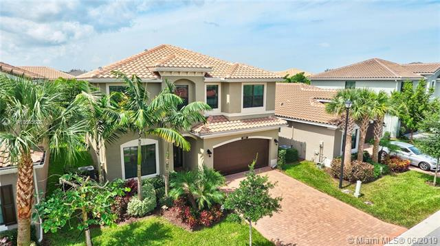 8087 Green Tourmaline Ter, Delray Beach, FL 33446 (MLS #A10695688) :: The Riley Smith Group