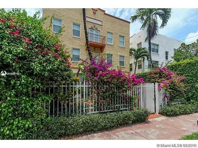 1350 Pennsylvania Ave #201, Miami Beach, FL 33139 (MLS #A10695778) :: Miami Villa Group