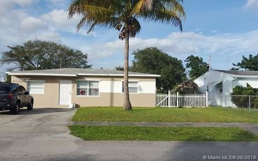 4141 SW 38th St, West Park, FL 33023 (MLS #A10695797) :: Berkshire Hathaway HomeServices EWM Realty