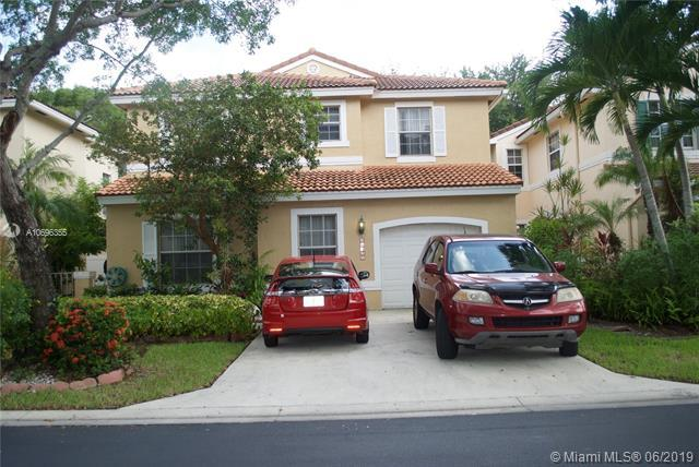 11079 NW 46th Dr, Coral Springs, FL 33076 (MLS #A10696355) :: Grove Properties