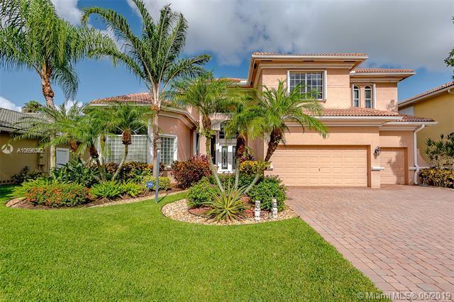 6583 NW 127th Ter, Parkland, FL 33076 (MLS #A10696382) :: Grove Properties