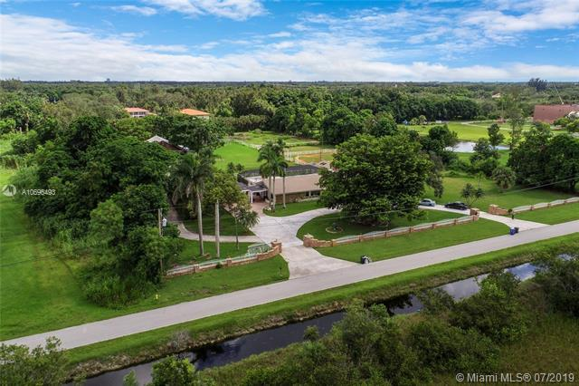 14421 Old Sheridan St, Southwest Ranches, FL 33330 (MLS #A10696493) :: The Paiz Group