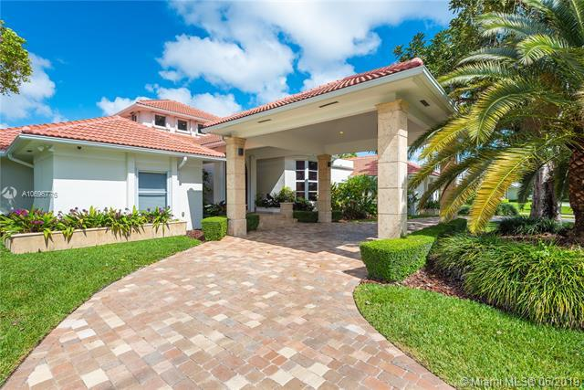 12780 SW 104th Ave, Miami, FL 33176 (MLS #A10696776) :: The Erice Group