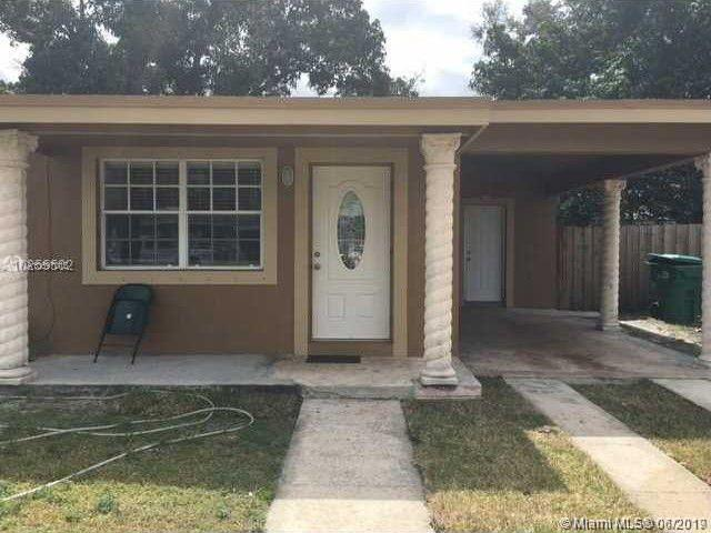 2950 NW 171 Ter, Miami Gardens, FL 33056 (MLS #A10697013) :: GK Realty Group LLC