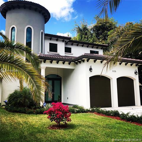5735 SW 34th St, Miami, FL 33155 (MLS #A10697266) :: Grove Properties