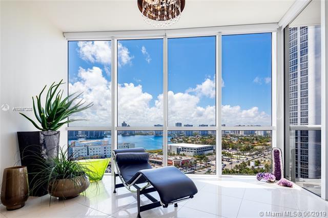 18101 Collins #1603, Sunny Isles Beach, FL 33160 (MLS #A10697288) :: Grove Properties