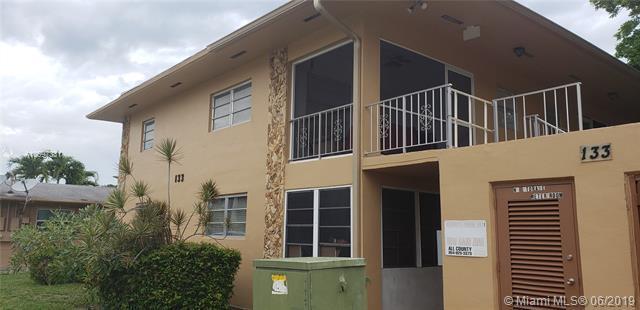 133 SE 4th Ave #8, Hallandale, FL 33009 (MLS #A10697331) :: Green Realty Properties