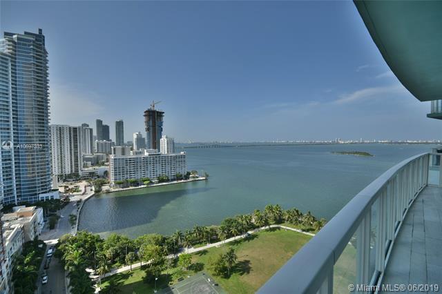 1900 N Bayshore Dr #2004, Miami, FL 33132 (MLS #A10697333) :: Berkshire Hathaway HomeServices EWM Realty