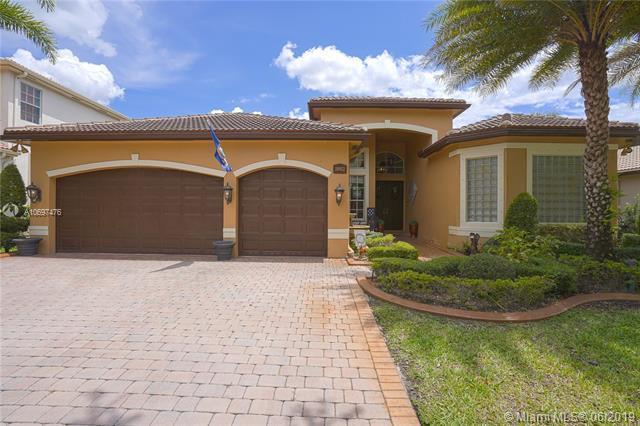 18902 Sw 55 Street, Miramar, FL 33029 (MLS #A10697476) :: GK Realty Group LLC
