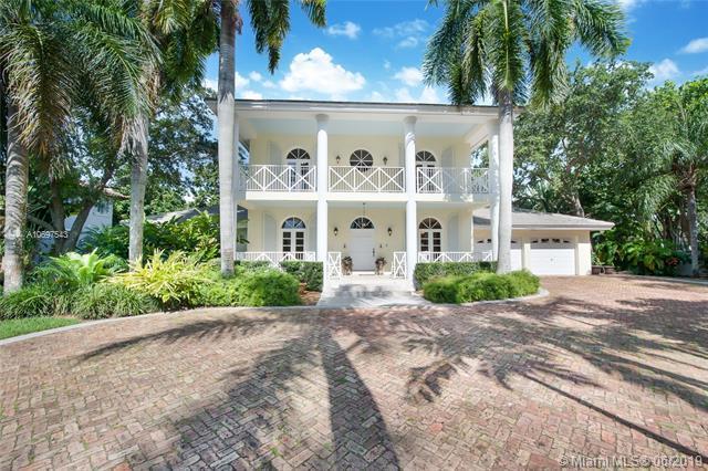 5730 SW 100 St, Pinecrest, FL 33156 (MLS #A10697543) :: Grove Properties