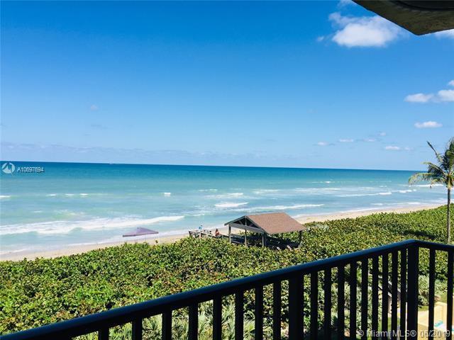 7370 S Ocean Dr #415, Fort Pierce, FL 34950 (MLS #A10697694) :: Grove Properties