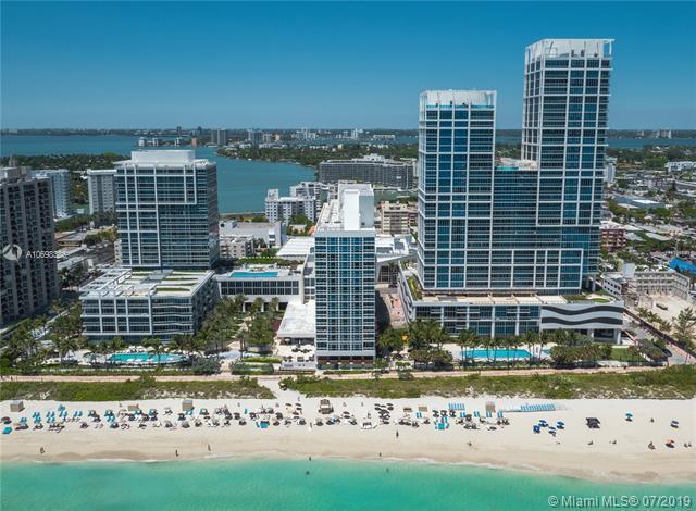 6801 Collins Ave #605, Miami Beach, FL 33141 (MLS #A10698385) :: Grove Properties