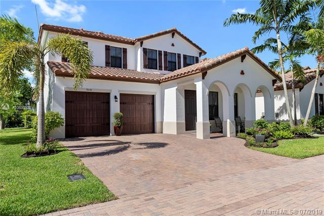 8446 NW 27th St, Cooper City, FL 33024 (MLS #A10698606) :: Castelli Real Estate Services