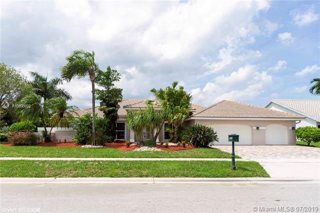 11236 Boca Woods Ln, Boca Raton, FL 33428 (MLS #A10698692) :: Castelli Real Estate Services