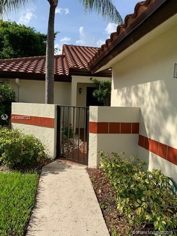 10615 Palm Leaf Dr A, Boynton Beach, FL 33437 (MLS #A10698723) :: Grove Properties