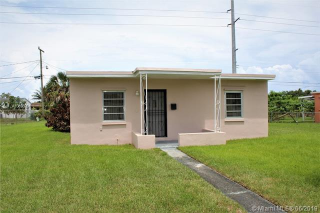 15815 NW 19th Ave, Miami Gardens, FL 33054 (MLS #A10698991) :: Grove Properties