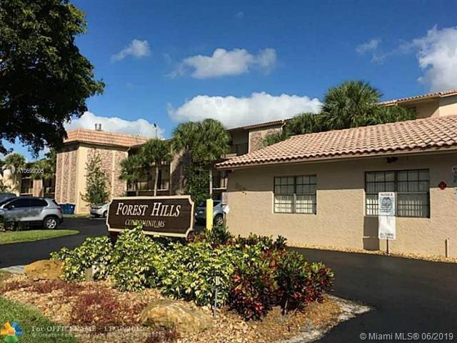 3361 NW 85th Ave #307, Coral Springs, FL 33065 (MLS #A10699005) :: Grove Properties