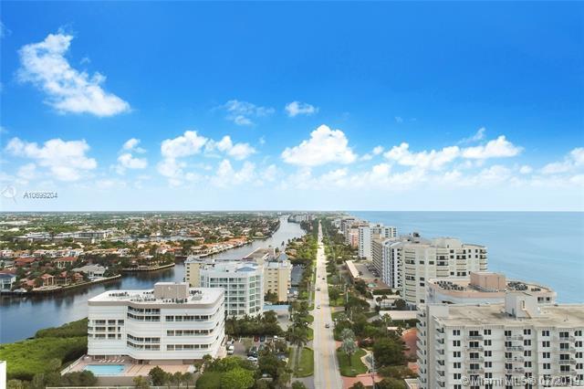 3210 S Ocean Blvd #405, Highland Beach, FL 33487 (MLS #A10699204) :: The Paiz Group