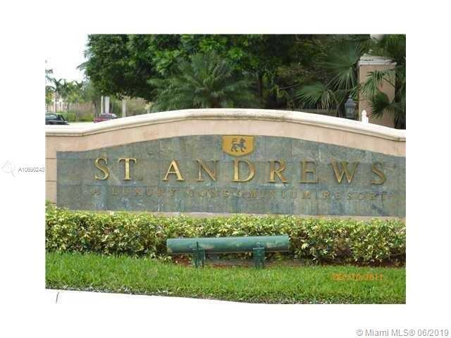 12178 Saint Andrews Pl #112, Miramar, FL 33025 (MLS #A10699240) :: The Teri Arbogast Team at Keller Williams Partners SW