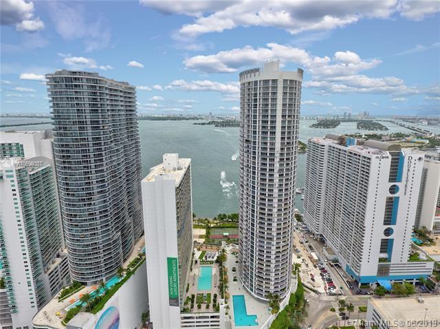 1750 N Bayshore Dr #2812, Miami, FL 33132 (MLS #A10699357) :: Grove Properties