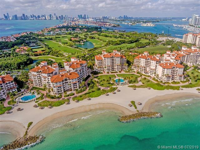 7811 Fisher Island Drive #7811, Miami, FL 33109 (MLS #A10699644) :: Green Realty Properties