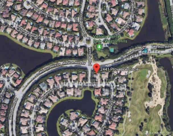 2441 Provence Circle, Weston, FL 33327 (MLS #A10699665) :: Grove Properties