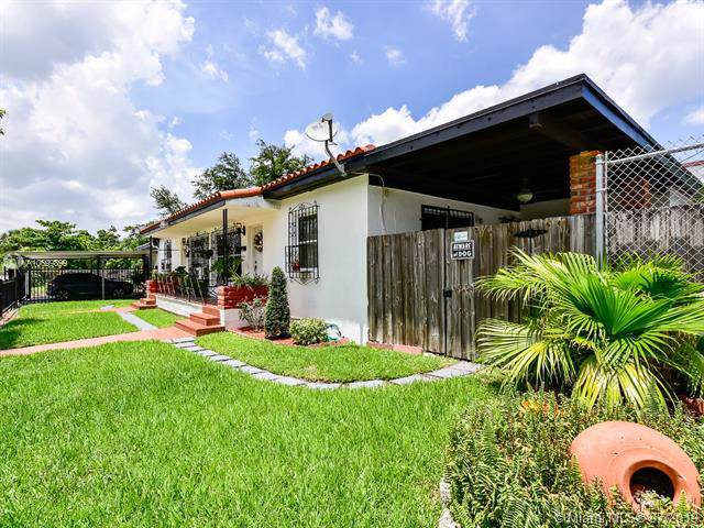 6601 NE 5th, Miami, FL 33138 (MLS #A10699899) :: The Jack Coden Group