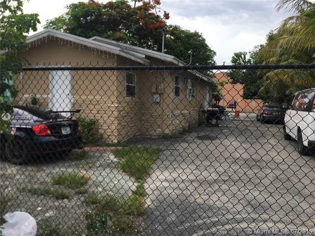 853 NW 29th Ter, Miami, FL 33127 (MLS #A10700091) :: Grove Properties