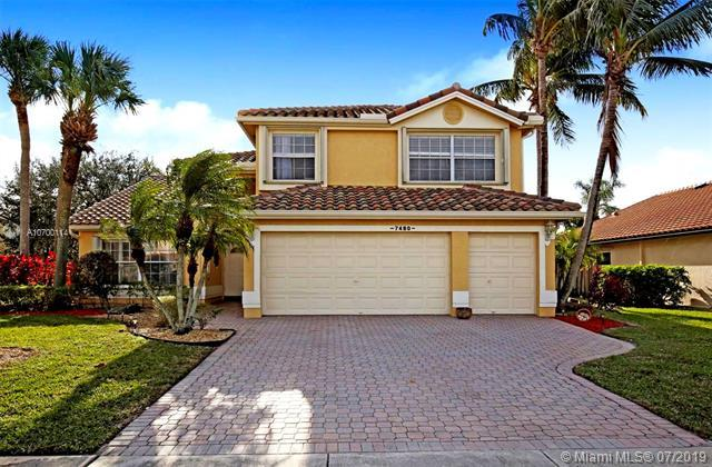 7480 Anadale Cir, Lake Worth, FL 33467 (MLS #A10700114) :: Grove Properties