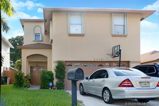 2379 NW 34th Way, Coconut Creek, FL 33066 (MLS #A10700208) :: Grove Properties