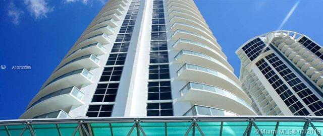 18683 Collins Ave #508, Sunny Isles Beach, FL 33160 (MLS #A10700395) :: Grove Properties