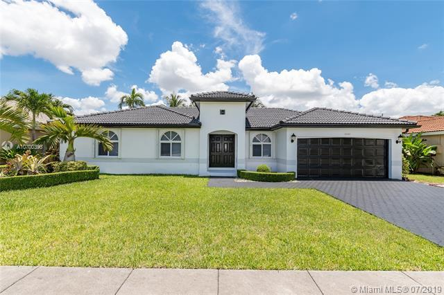 15101 SW 151st Ave, Miami, FL 33196 (MLS #A10700396) :: Grove Properties