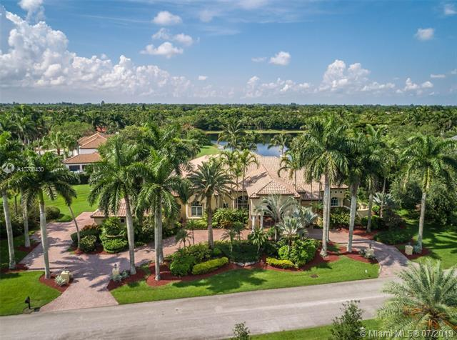 3472 Derby Lane, Weston, FL 33331 (MLS #A10700430) :: Castelli Real Estate Services