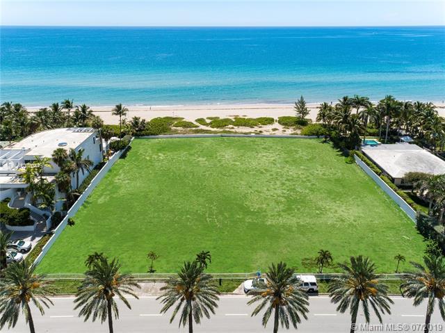 135/137/145 Ocean Blvd, Golden Beach, FL 33160 (MLS #A10700449) :: The Rose Harris Group