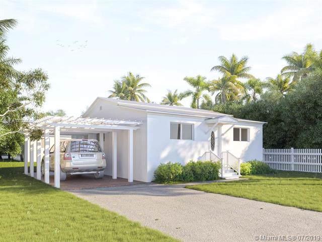 120 NW 51st St, Miami, FL 33127 (MLS #A10700584) :: Grove Properties