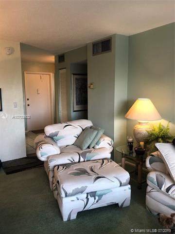 1000 NE 14th Ave #605, Hallandale, FL 33009 (MLS #A10700602) :: Berkshire Hathaway HomeServices EWM Realty