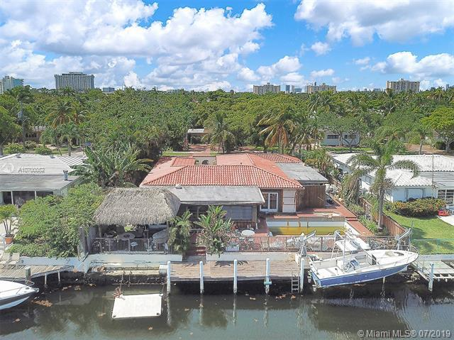 2040 S Hibiscus Dr, North Miami, FL 33181 (MLS #A10700852) :: Grove Properties