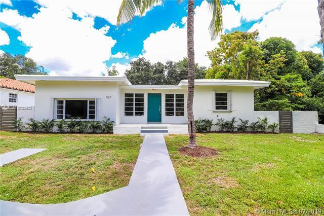 967 NE 91st Ter, Miami Shores, FL 33138 (MLS #A10700933) :: Lucido Global