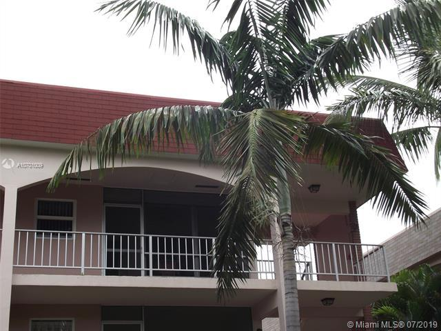 541 Blue Heron Dr #320, Hallandale, FL 33009 (MLS #A10701009) :: Berkshire Hathaway HomeServices EWM Realty