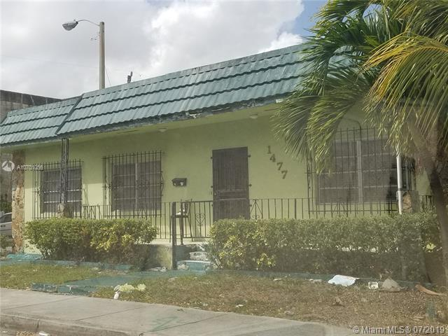 1477 NW 2nd St, Miami, FL 33125 (MLS #A10701056) :: Berkshire Hathaway HomeServices EWM Realty