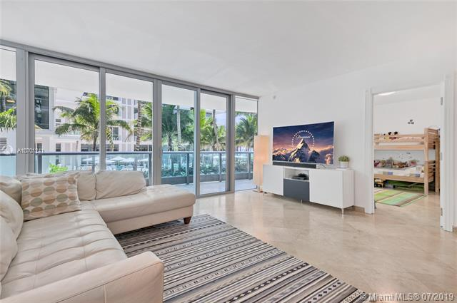 9401 Collins Ave #205, Surfside, FL 33154 (MLS #A10701241) :: Ray De Leon with One Sotheby's International Realty