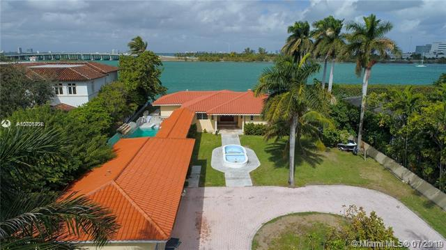 1615 N View Dr, Miami Beach, FL 33140 (MLS #A10701464) :: Grove Properties